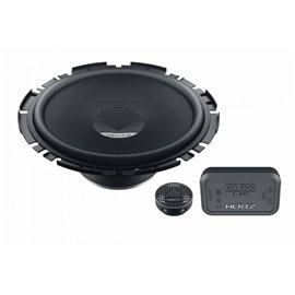 Hertz DSK 170.3 con woofer ultrapiatto