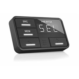 Hertz DRC HE controllo remoto digitale per H8 DSP