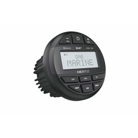 Hertz HMR 10 D radio nautica con DAB+ USB e Bluetooth