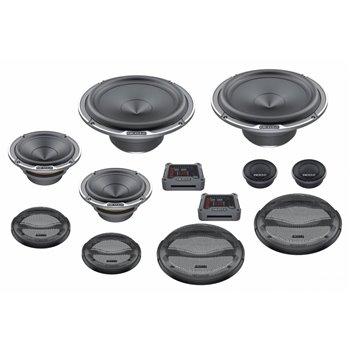 Hertz MPK 163.3 kit a 3 vie Mille Pro