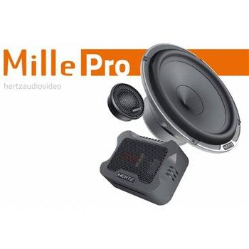 Hertz MPK 165.3 kit a 2 vie 16,5 cm 4 Ohm serie Mille Pro