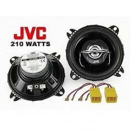 Casse 2 vie JVC per FIAT Punto 1 Versione 120 watts Casse 2 vie FIAT Punto1