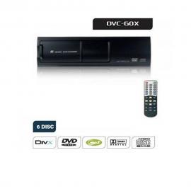 Digitaldynamic DVC-60X - DiVX Player DVD - USB - SD - CD - Lettori e Hard Disk D