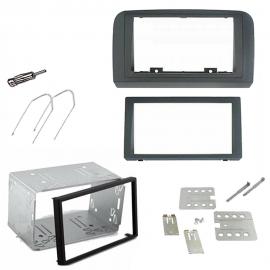 Kit montaggio mascherina adattatore  autoradio 2 DIN FIAT Croma con pl